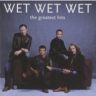 WET WET WET - THEIR GREATEST HITS (CD).