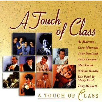 A TOUCH OF CLASS - VARIOUS ARTISTS (CD)