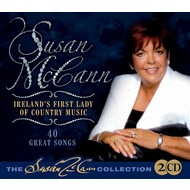 SUSAN MCCANN  - IRELAND'S FIRST LADY OF COUNTRY MUSIC (CD)