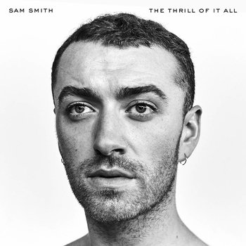 SAM SMITH - THE THRILL OF IT ALL (CD)