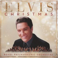 ELVIS PRESLEY - CHRISTMAS WITH ELVIS AND THE ROYAL PHILHARMONIC ORCHESTRA (VINYL LP)