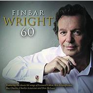 FINBAR WRIGHT - 60 (CD)...