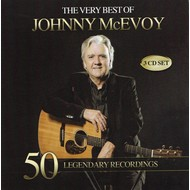 JOHNNY MCEVOY - THE VERY BEST OF JOHNNY MCEVOY (CD)