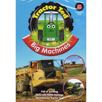 TRACTOR TED - BIG MACHINES (DVD)