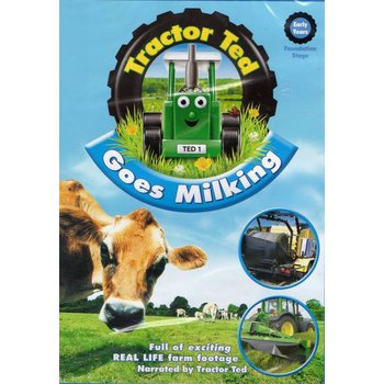 TRACTOR TED  - GOES MILKING (DVD)
