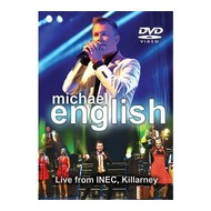 MICHAEL ENGLISH - LIVE FROM INEC KILLARNEY (DVD)
