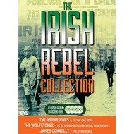 THE IRISH REBEL COLLECTION (DVD)