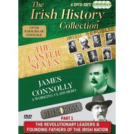 THE DEFINITIVE IRISH HISTORY COLLECTION (DVD)