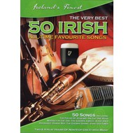 50 IRISH ALL-TIME FAVOURITE SONGS (DVD)