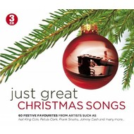 JUST GREAT CHRISTMAS SONGS - VARIOUS ARTISTS (CD)