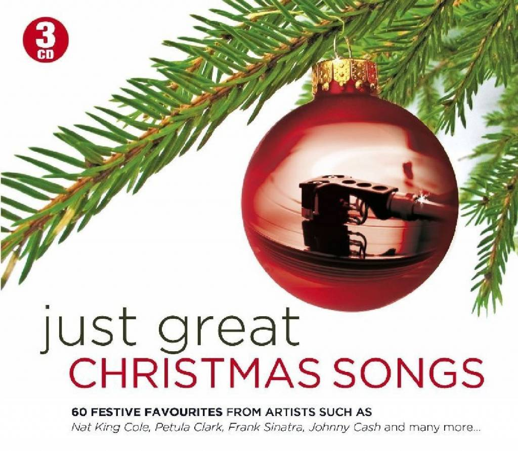 just great christmas songs various artists cd - Christmas Songs By Sinatra