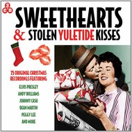 SWEETHEARTS & STOLEN YULETIDE KISSES - VARIOUS ARTISTS (CD)