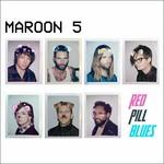 MAROON 5 - RED PILL BLUES (CD).