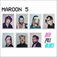 MAROON 5 - RED PILL BLUES (CD).