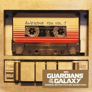 Guardians Of The Galaxy OST - Various Artists (CD)