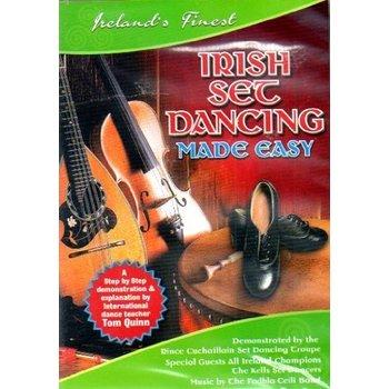 IRISH SET DANCING MADE EASY (DVD)