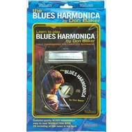 WALTONS BLUES HARMONICA PACK (DON BAKER)