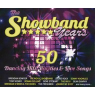 THE SHOWBAND YEARS 50 DANCING HITS RARITIES AND LOVE (CD)