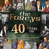 THE FUREYS - 40 YEARS ON (CD)