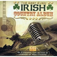 THE BEST EVER IRISH COUNTRY ALBUM - BRENDAN QUINN, BRIAN COLL, FRANKIE MCBRIDE (CD)