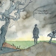 JAMES BLAKE - THE COLOUR IN ANYTHING (CD).