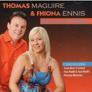 THOMAS MAGUIRE AND FHIONA ENNIS - SOLID AS A ROCK (CD)