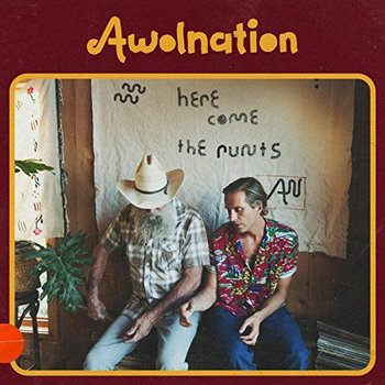 AWOLNATION - HERE COME THE RUNTS (CD)