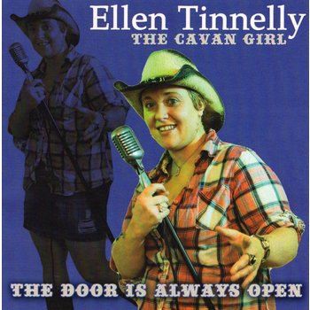 EILLEN TINNELLY - THE DOOR IS ALWAYS OPEN (CD)