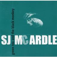 SJ MCARDLE - GREEN TEA AND THE BLACK MONKEY (CD)