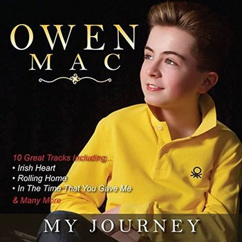 OWEN MAC - MY JOURNEY (CD)