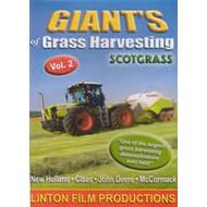 GIANT'S OF GRASS HARVESTING SCOTGRASS VOL.2 (DVD)