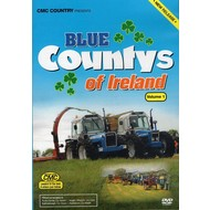 BLUE COUNTRYS OF IRELAND VOL.1 (DVD)