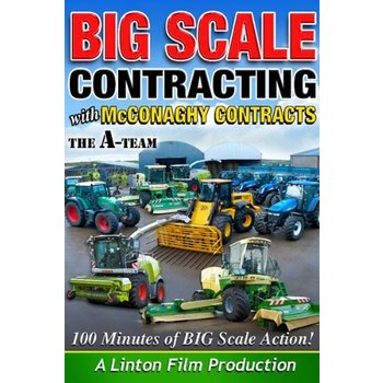 BIG SCALE CONTRACTING WITH MCCONAGHY  CONTRACTS (DVD)