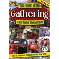 THE YEAR OF THE GATHERING AT THE FINGAL VINTAGE SHOW (DVD)