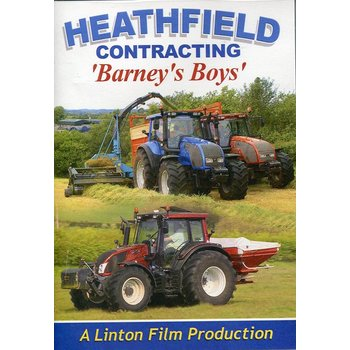 HEATHFIELD CONTRACTING BARNEY'S BOYS (DVD)
