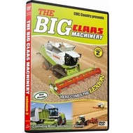 THE BIG CLAAS MACHINERY VOL.2 (DVD)