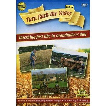 TURN BACK THE YEARS VOL.9 (DVD)