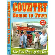 COUNTRY COMES TO TOWN - PART 2 (DVD)