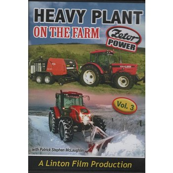 HEAVY PLANT ON THE FARM VOL. 3 (DVD)