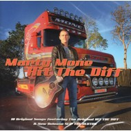 MARTY MONE - HIT THE DIFF (CD)