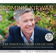 DOMINIC KIRWAN - THE ESSENTIAL IRISH COLLECTION (2 CD Set)