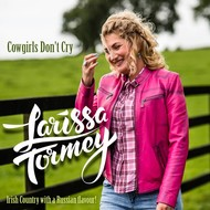 LARISSA TORMEY - COWGIRLS DON'T CRY (CD)