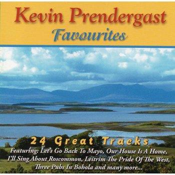 KEVIN PRENDERGAST - FAVOURITES (CD)