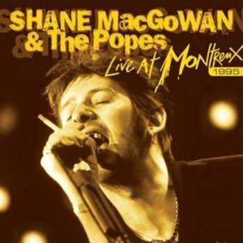 SHANE MACGOWAN & THE POPES - LIVE AT MONTREUX 1995 (CD &DVD)