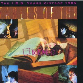 R.E.M. - Reconstruction Of The Fables The I.R.S. Years (CD)
