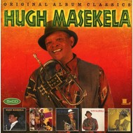 HUGH MASEKELA - ORIGINAL ALBUM SERIES (5 CD SET)