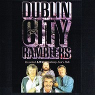 DUBLIN CITY RAMBLERS - LIVE AT JOHNNY FOX'S PUB (CD)
