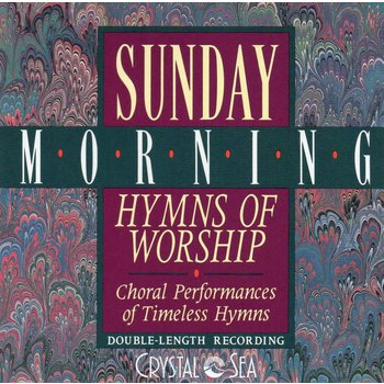 SUNDAY MORNING HYMNS OF WORSHIP (CD)