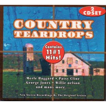 COUNTRY TEARDROPS (CD)