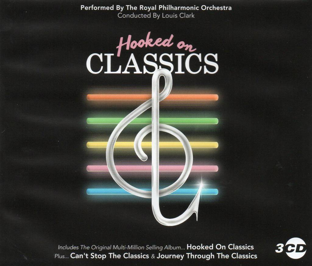 Royal philharmonic orchestra hooked on classics cd for House classics album